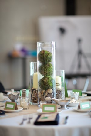 Modern-Green-Centerpieces