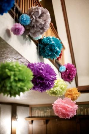 Multi-Colored-Poms