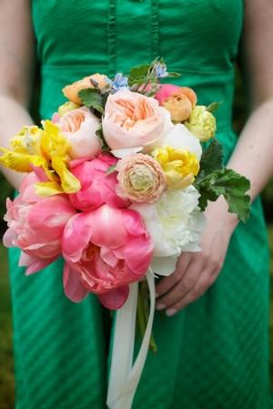 Peony-Ranunculus-Bouquet