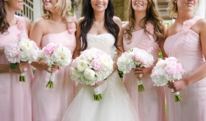 Pink-and-White-Bridesmaids