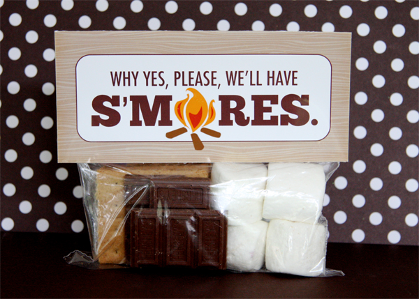 Things I Love: S'mores - Elizabeth Anne Designs: The ...