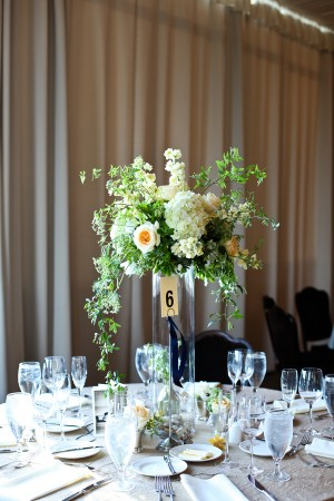 Tall-Romantic-Green-White-Wedding-Centerpiece