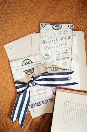 Vintage-Banner-Wedding-Invitations