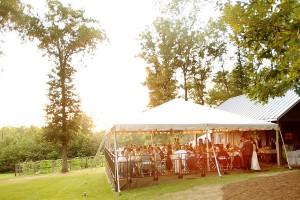 Wedding-Tent-Sunset