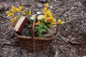 Wildflower-Basket
