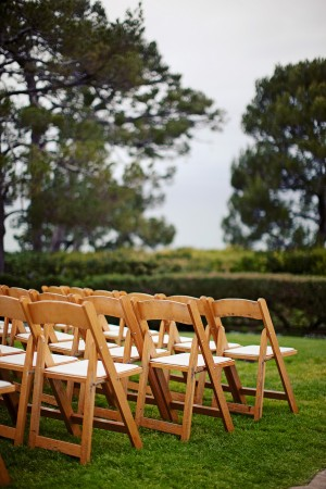 Wood Ceremony Chairs ...