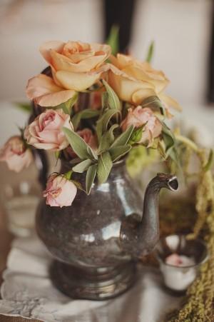 2-Vintage-Patina-Teapot-Centerpiece