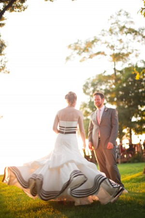 Black-and-White-Wedding-Dress