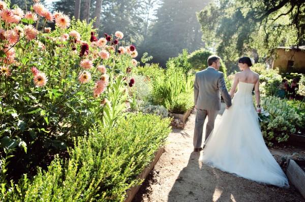 Bonny Doon Northern California Wedding