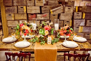 Brown-and-Gold-Fall-Wedding-Table