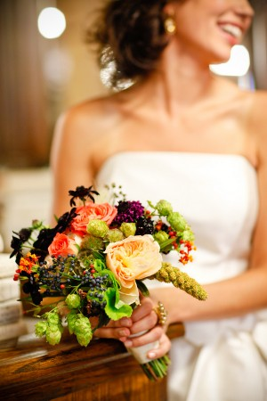 Coral-and-Blackberry-Bouquet-3