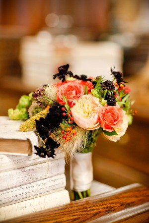 Coral-and-Blackberry-Bouquet-4