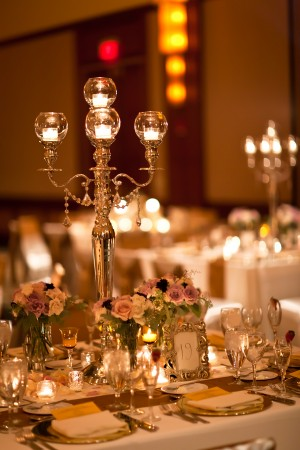 Golden-Tablescape