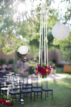 Hanging-Flowers-Wedding-Ceremony
