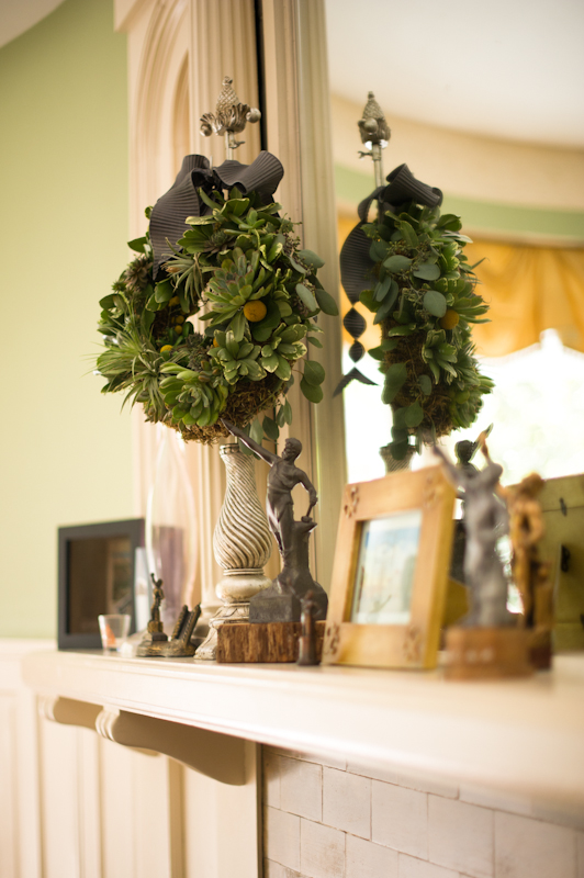 Mantel-Wedding-Decor