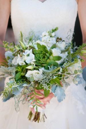 Mint-Succulent-Bouquet