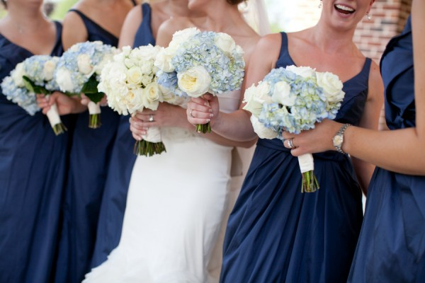 Navy-Bridesmaids-Dresses