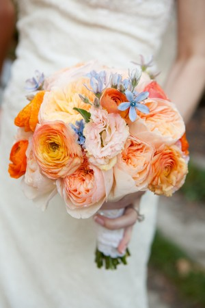 Orange-Peach-Blue-Bouquet