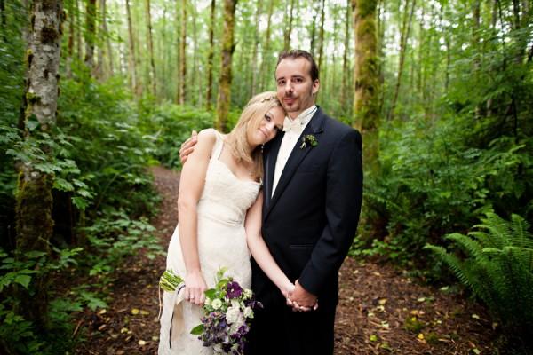 Rustic-Purple-Wedding