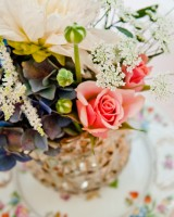 Vintage-China-Floral-Centerpiece