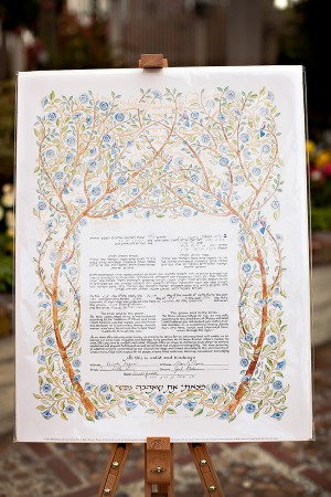 Watercolor-Ketubah