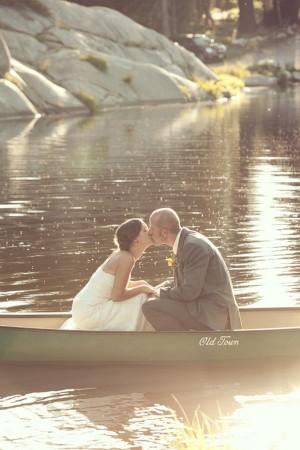 Bride-and-Groom-Canoe