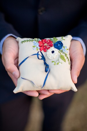 Embroidered-Ring-Pillow