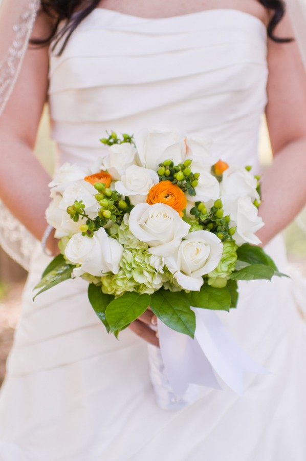 Green-White-and-Orange-Bouquet