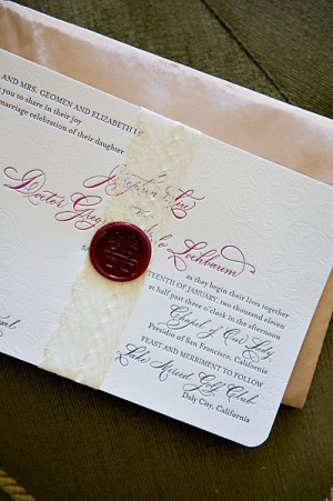 Lace-Wrap-Wax-Seal-Invitation