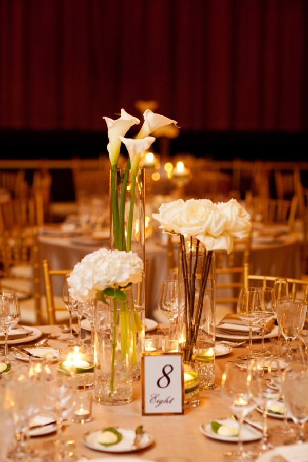Mixed White Flower Centerpieces Elizabeth Anne Designs The
