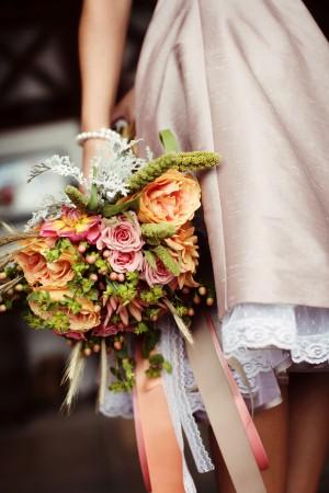 Peach-Lavender-Bouquet