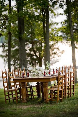Rustic-Lake-Wedding-Tablescape