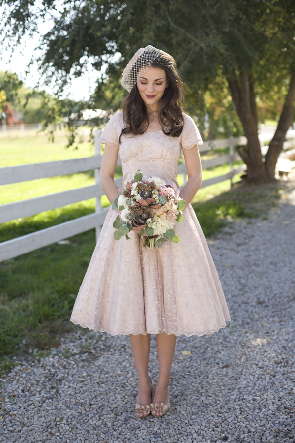 Vintage-Lace-Tea-Length-Gown-by-Modest-Couture-by-Elizabeth