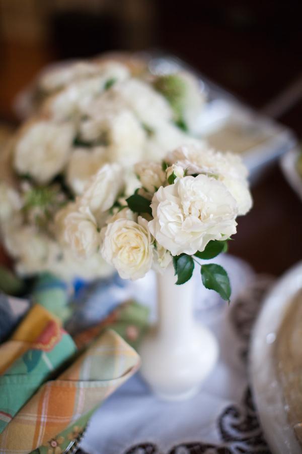 White-Flower-Centerpiece - Elizabeth Anne Designs: The Wedding Blog