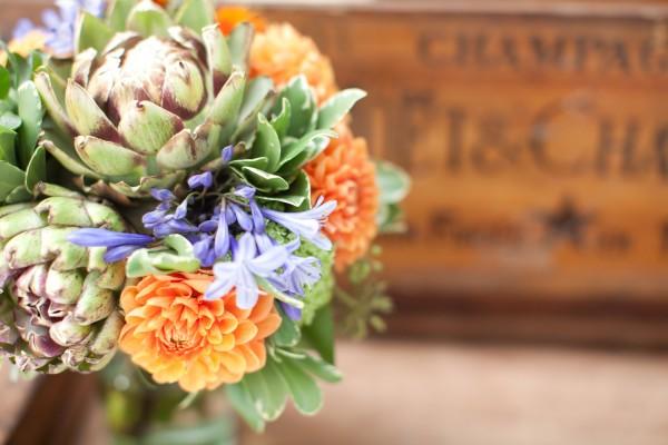 Artichoke-Wedding-Bouquet