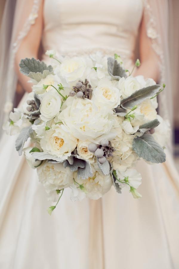 Beautiful-White-Rose-Peony-Lambs-Ear-Bouquet