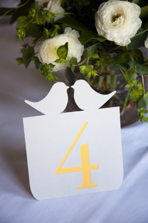 Bird-Table-Number