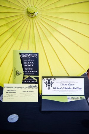 Black-and-Chartreuse-Modern-Wedding-Invitations