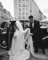 European-Wedding-Getaway-Car