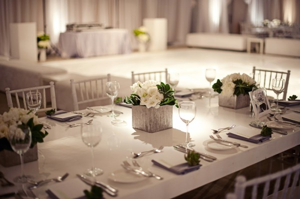 Modern-White-Wedding-Tablescape-Peonies-Succulents