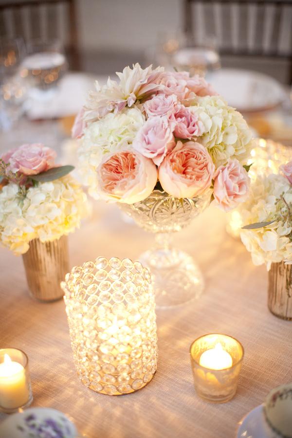 Pink-Peach-Elegant-Centerpiece
