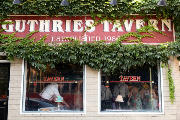 Tavern-Wedding