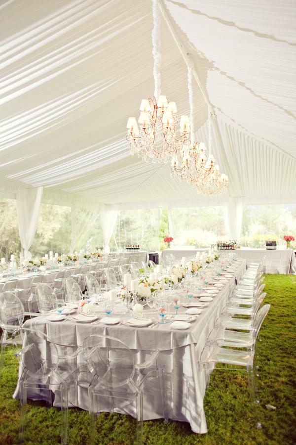 Tented Wedding Reception Elizabeth Anne Designs The Wedding Blog