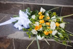 Yellow-White-Green-Bouquet