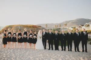 Black-Bridal-Party