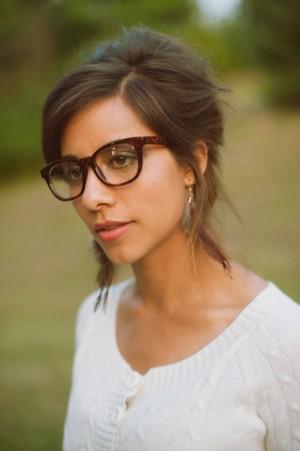 Bride-in-Glasses