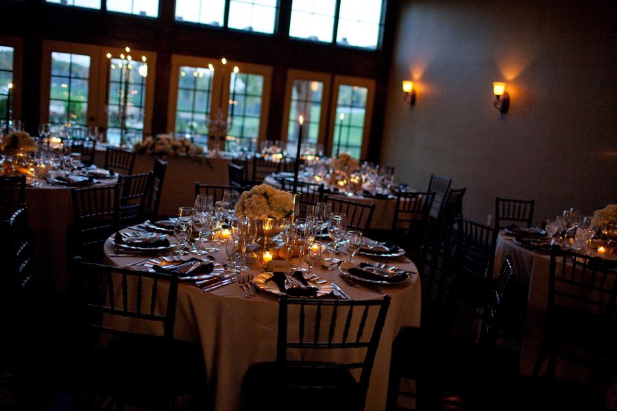 Candlelit Wedding Reception Elizabeth Anne Designs The Wedding Blog