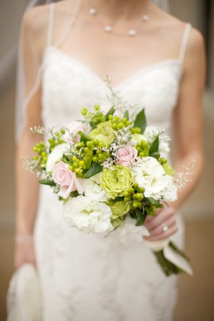 Chartreuse-Green-Wedding-Bouquet