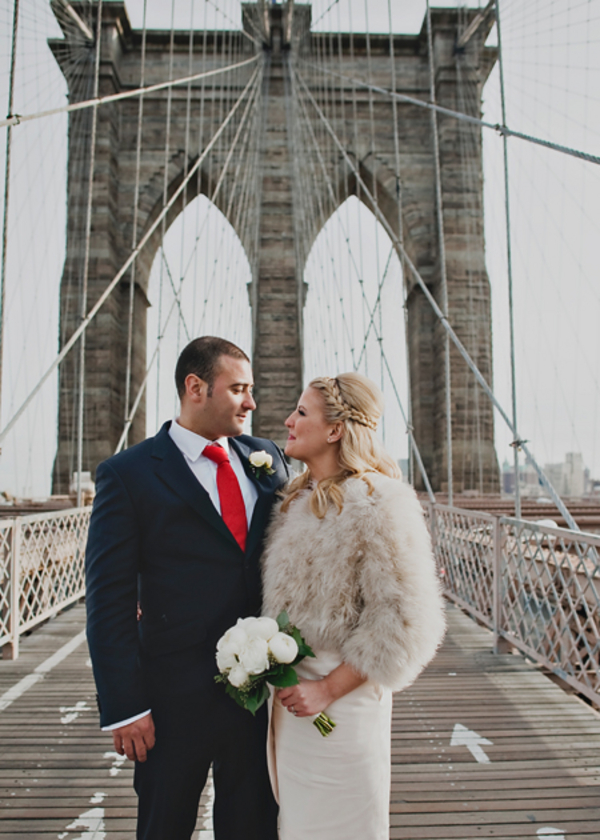 Chic Nyc Elopement
