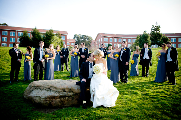 Grey-Yellow-Formal-Elegant-Wedding-Party